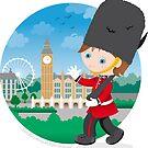 London boy by Macy Wong