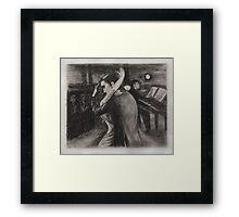 Tango 3-5 Framed Print