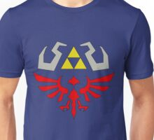 Skyward Sword Hylian Shield Unisex T-Shirt