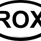 ROX location sticker by SOIL