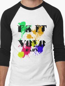 YOLO BABY! Men's Baseball ¾ T-Shirt