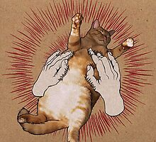 Godspeed You! Cat Emperor by crusselrow