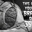 Brain by Jenn Kellar