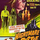 Nightmare Castle by Jenn Kellar