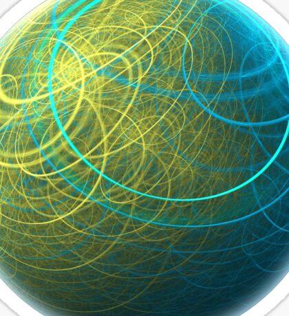 Blue Planet Sticker