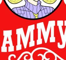 Cammy's Old Fashioned Street Fighting STICKER Sticker
