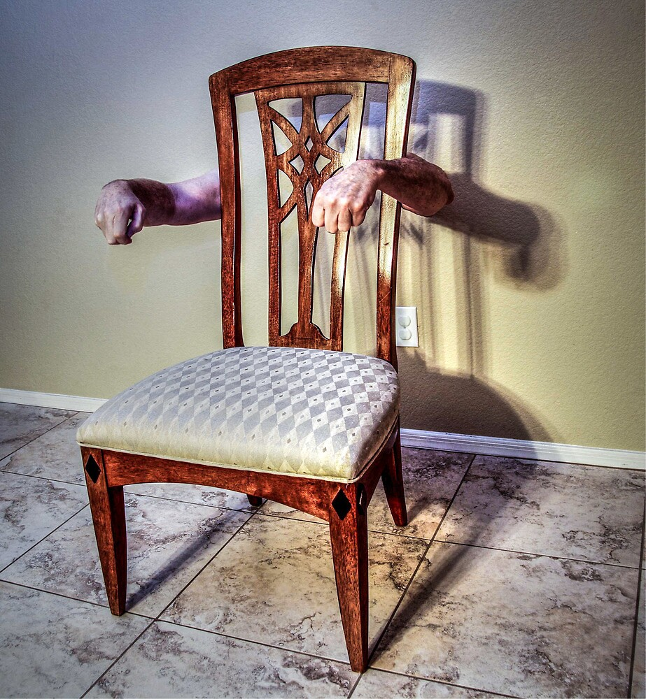 Armchair by Randy Turnbow