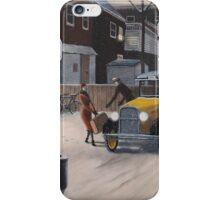 The Getaway iPhone Case/Skin