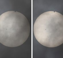 Venus transit (sequence) by zumi