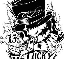 MR LUCKY by DAVID VICENTE