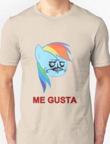 Rainbow Dash ME GUSTA T-Shirt