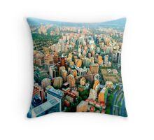 Santiago, Chile Throw Pillow