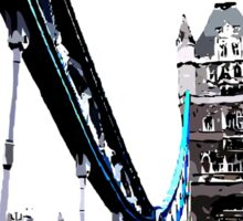 Beautiful London Tower bridge Sticker