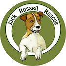 Jack Russell Rescue Sticker by JRTrescue