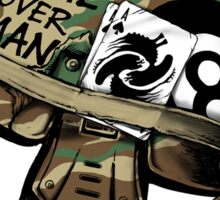 Game Over, Man! Sticker