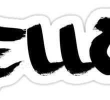 Mellow Skateboards Logo Sticker