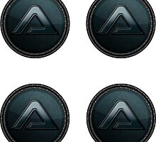 Avolition Logo Mini 4-Pack by TeamAvolition
