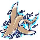 OCEANIC WHITETIP by psurg