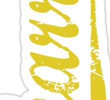 Charros Team Sticker Sticker