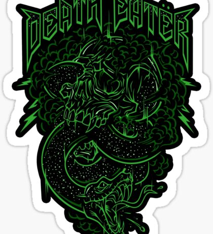 Death Rock - STICKER Sticker