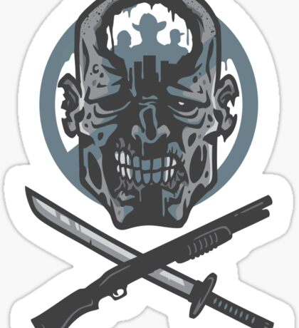 Dead Men Walking - STICKER Sticker