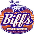 Biff's Auto Detailing - Sticker by rubyred