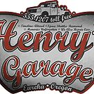 Henry's Garage by Blayde