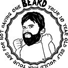 Beard by Tom  Ledin