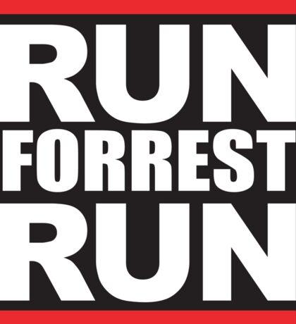 Run forrest Sticker