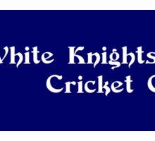 White Knights Baldivis Cricket Club Sticker