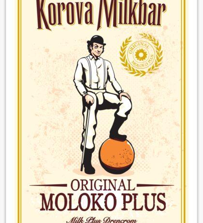 Moloko Plus - Sticker Sticker