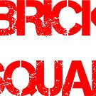 Brick Squad Hoodie by Lance  Porter