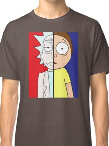 Face Off: Rick & Morty Classic T-Shirt