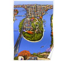 Brisbane Affair Poster