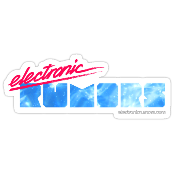 Electronic Rumors: Logo by electronicrumor