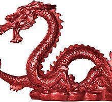 Dragon by Vac1
