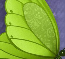 Firebutterfly Sticker