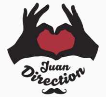 One Direction - I Heart Juan Direction by Adriana Owens