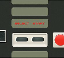 Nes Controller - Small by itsthatguy