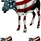 American Sheep by LibertyManiacs