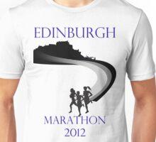Edinburgh Marathon 2012 unofficial design Unisex T-Shirt