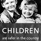 Children are Safer in the Country by BettyBanana