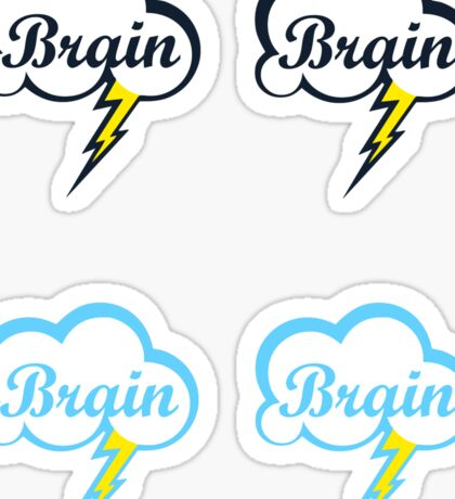 Baby Brain Storm's Sticker