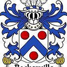 Baskerville Coat of Arms by Matthew Baskerville