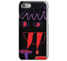 Vampire Boy iPhone Case/Skin