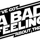 That Same Old Feeling (Sticker) by Eozen