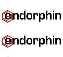 Enodrphin logo x 4 by endorphin