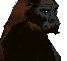 Ape by Issune
