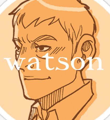 [Watson] Sticker