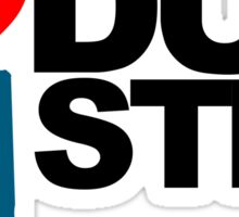 I LOVE DUBSTEP (LIGHT)  Sticker